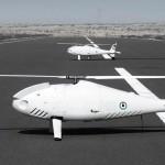 Camcopter flog bei G20 Gipfel