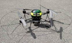 Unmanned drones may be used in police surveillance