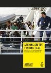 amnesty international: seeking safety, finding fear