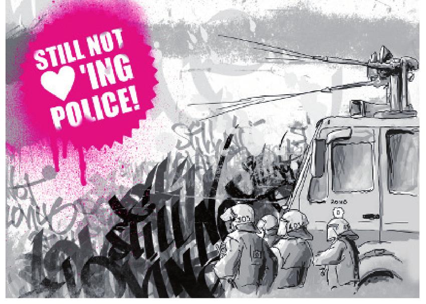 Andi IV – Andi bei der Polizei