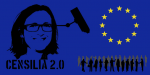 Visit by EU home affairs commissioner Malmström triggers protests