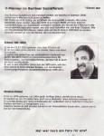 Berliner Sozialforum wehrt sich gegen Bespitzelung – zweite Runde für das Recht auf Akteneinsicht
