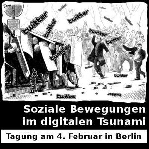Soziale Bewegungen im digitalen Tsunami