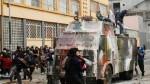 Deal schlägt Wellen: Wasser auf chilenische Protest-Mühlen