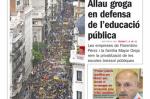 El full de ruta ocult d'un comandament dels Mossos per acabar amb les activistes antisistema