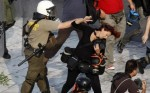 Amnesty Group Denounces Greek Police Brutality