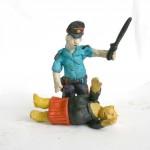 Police violence - 'Hypocrisy' of police violence in Nobel-winning EU