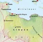 Libyen schließt Grenzen und ruft Ausnahmezustand aus