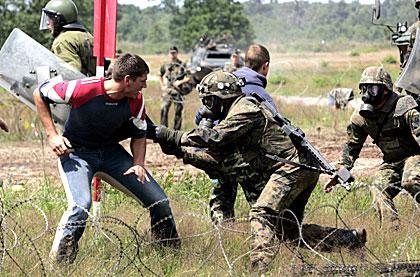 Killerspiele der Bundeswehr